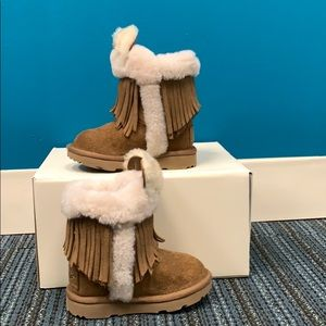 Toddler girls Fluff Squad Ugg boots